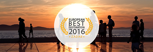 Zadar - European Best Destination 2016